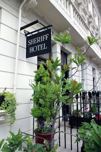 Sheriff Hotel in London