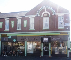 Bentleys Hotel and Coffee Shop