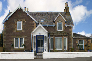 James Cottage Guest House in Scotland