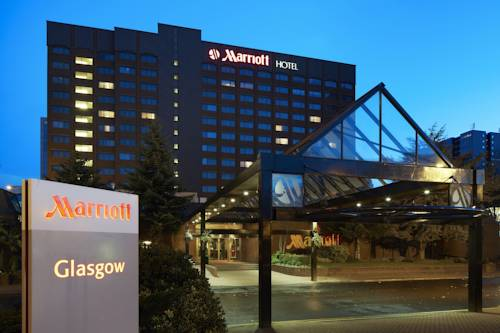 Glasgow Marriott Hotel in Glasgow