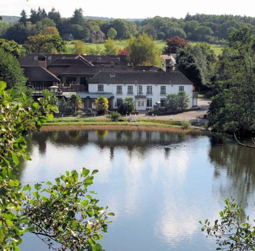 Best Western Frensham Pond Hotel in