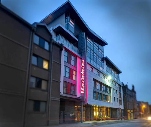Hilton Garden Inn Aberdeen City Centre in Aberdeen