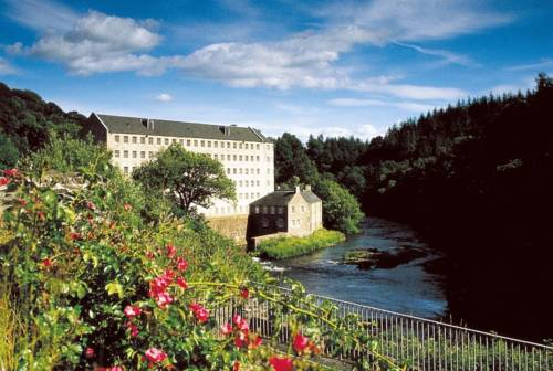 New Lanark Mill Hotel in Scotland