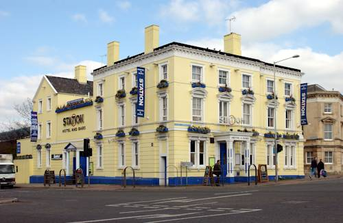 Station Hotel – RelaxInnz in Cheltenham
