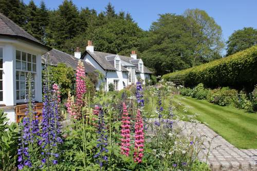 Cosses Country House Hotel in Scotland