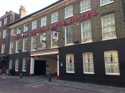 The Royal Victoria and Bull Hotel