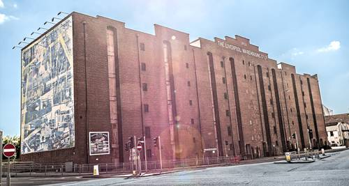 Victoria Warehouse Hotel in Manchester