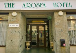 Arosfa Hotel in Weston-Super-Mare
