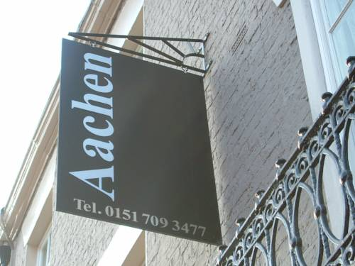 Aachen Hotel in Liverpool