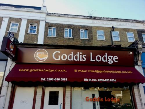 Goddis Lodge in London