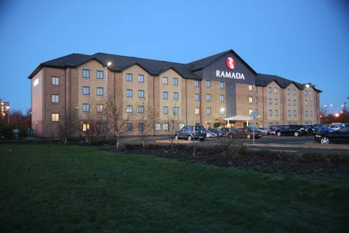 Ramada Glasgow Airport in Glasgow