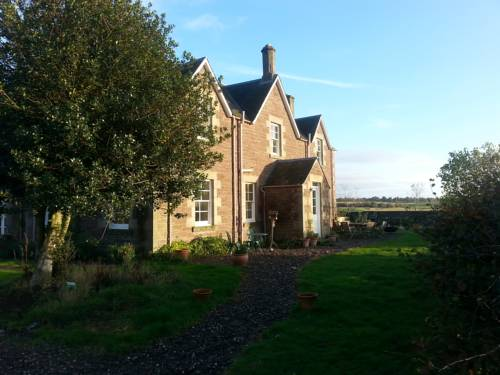 Dalpatrick Farmhouse in Scotland