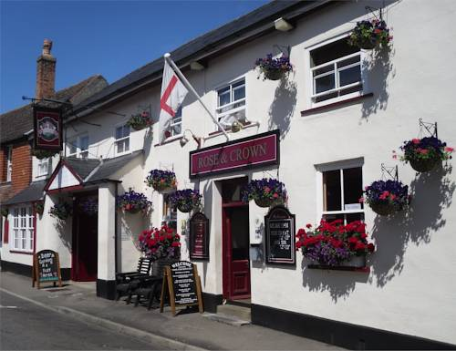 The Rose And Crown Inn in Devon