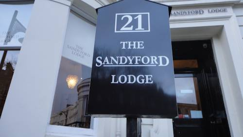 Sandyford Lodge in Scotland