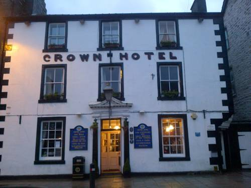 Crown Hotel in Scotland