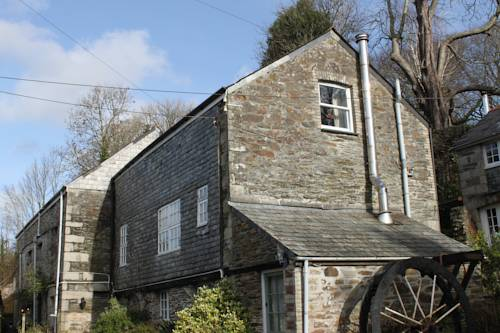 Bissick Old Mill in Cornwall