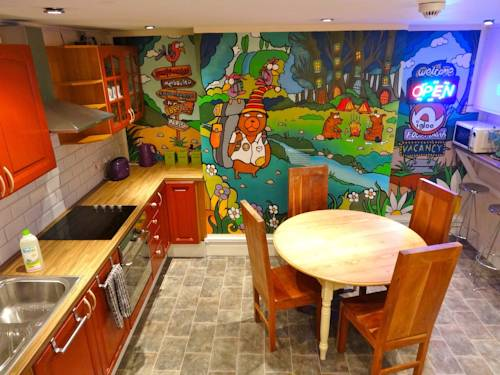 Igloo Backpackers Hostel and Annexe in Nottingham