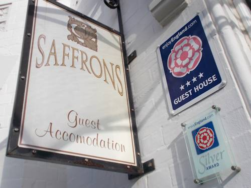 Saffrons Guest House in Great Yarmouth
