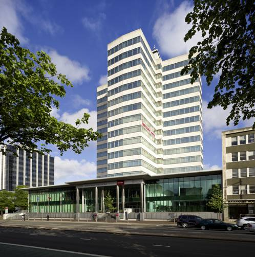 Mercure Cardiff Holland House Hotel and Spa in Cardiff