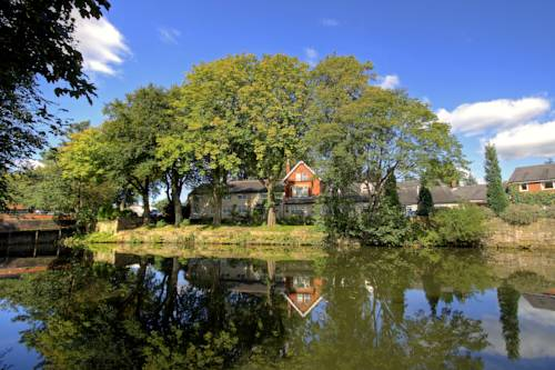Best Western Bolholt Country Park Hotel in Bolton