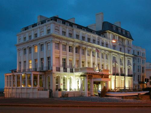 Royal Albion Hotel in 