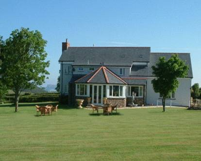 Higher Trevorrick Country House- Five Star Gold Award in Cornwall