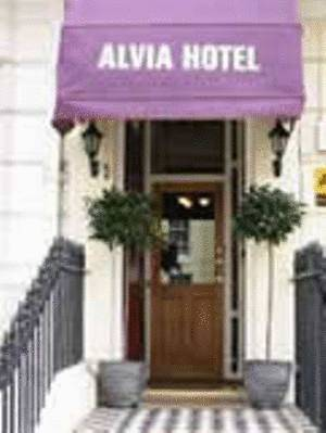 The Alvia in 