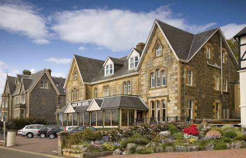 Oban Bay Hotel in Scotland
