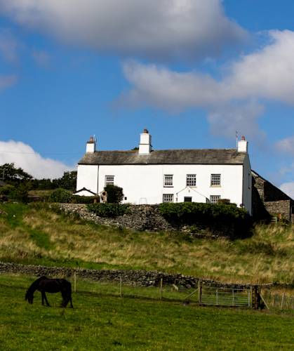 Greenbank Farm BandB in Cumbria
