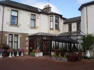 The Hotel Broughty Ferry in Scotland