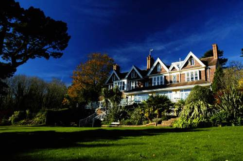 Orestone Manor Hotel in Torquay