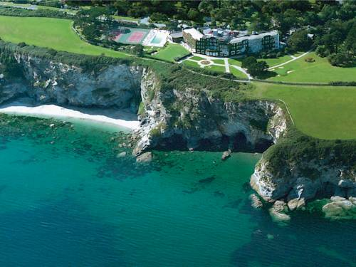 The Carlyon Bay Hotel in Cornwall