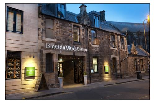 Hotel Du Vin Edinburgh in Scotland
