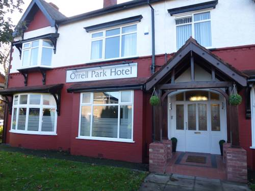 Orrell Park Hotel in Liverpool