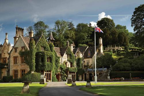 The Manor House, an Exclusive Hotel and Golf Club