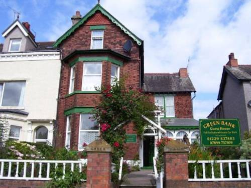 Green Bank Guest House in Cumbria