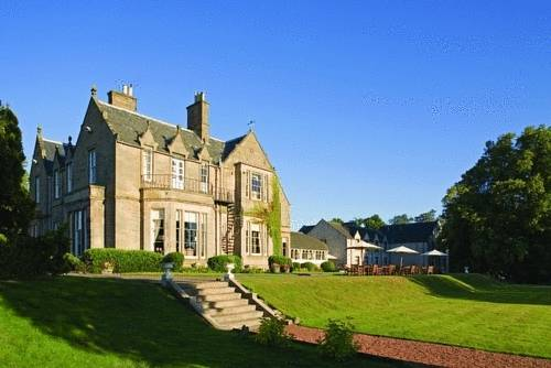 Norton House Hotel and Spa in Scotland