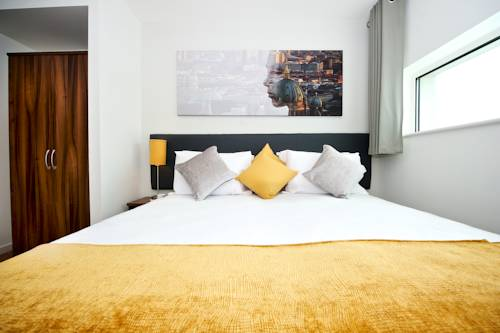 Staycity Aparthotels London Greenwich High Road in London