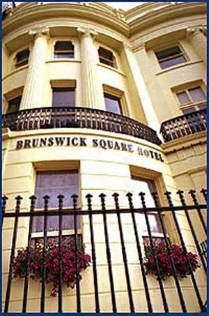 Brunswick Square Hotel in 