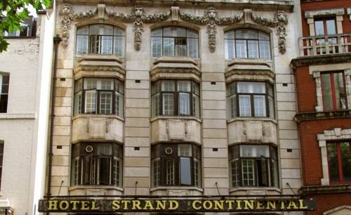 Strand Continental in London