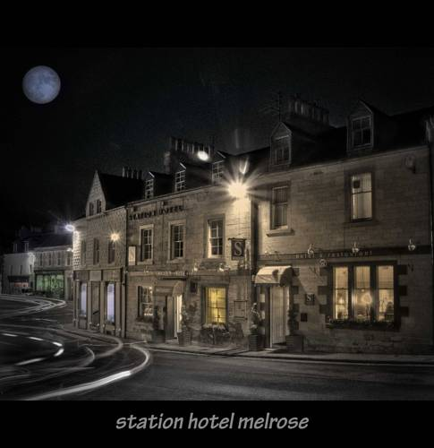 Station Hotel And Restaurant in Scotland