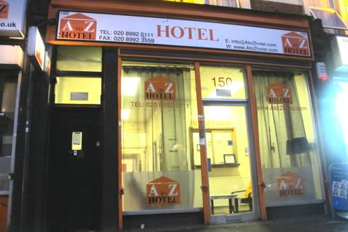A To Z Hotel in London