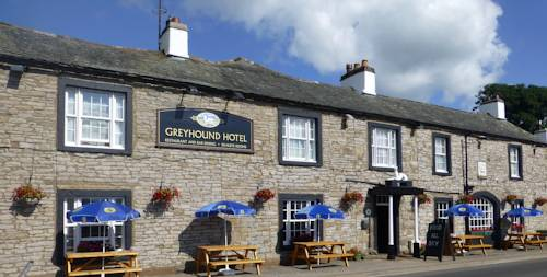 The Greyhound Hotel in Cumbria