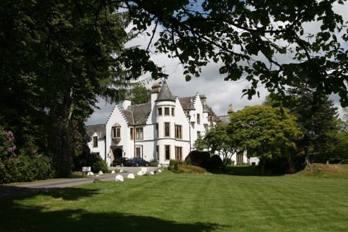 Kincraig Castle Hotel in Scotland