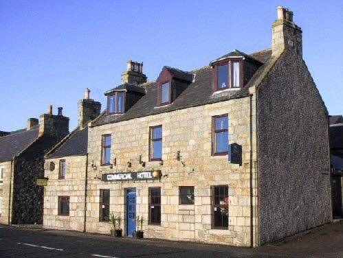 The Commercial Hotel in Scotland