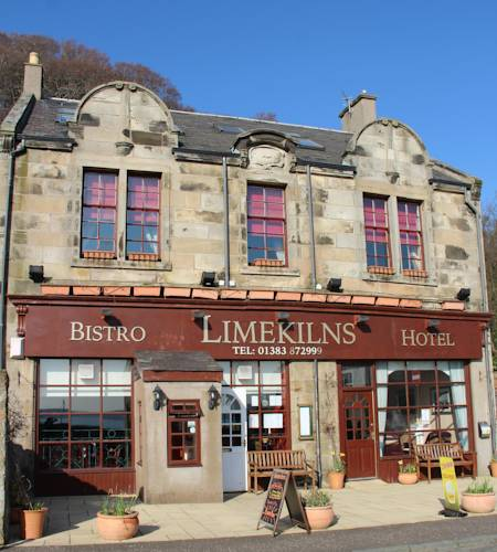 Limekilns Hotel and Bistro in Scotland