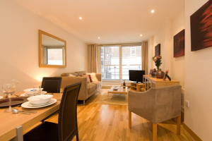 St James Apartment in London