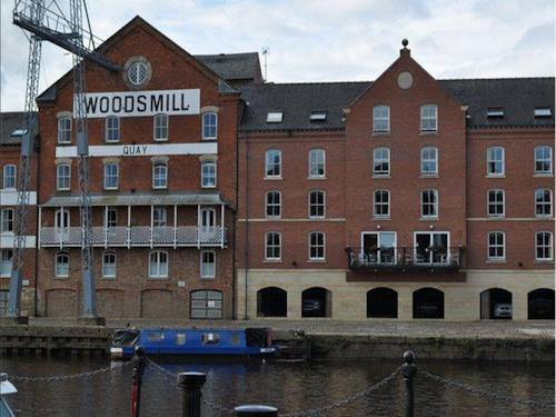 Woodsmill Quay Apartments
