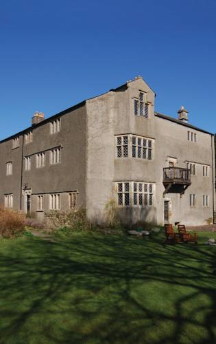 Swarthmoor Hall in Cumbria