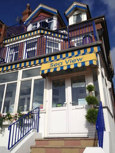 Seaview Guest House in Eastbourne